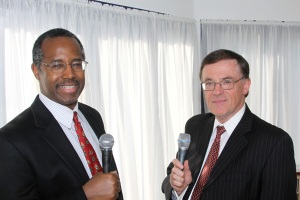 Dr. Ben Carson interviewed by Dr. Jonathan Gallagher